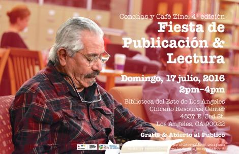 Issue 4 Flyer–Spanish